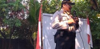 Banyak Nakes Terpapar Corona, Kapolsek Bangsri: Warga Wajib Pakai Masker