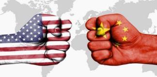 Ketegangan Baru Amerika Serikat vs Cina