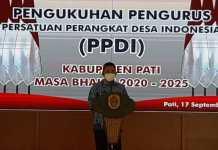 Kumpul-kumpul Berkerumun di Pendopo Kabupaten Pati Tuai Pro dan Kontra