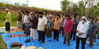 Tolak Musibah Mengharap Berkah, Warga Desa Suwaduk Salat Istisqo