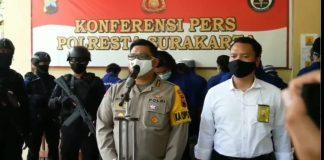 Otak Perusuh Midodareni Solo Ditangkap Densus 88, Teroris?