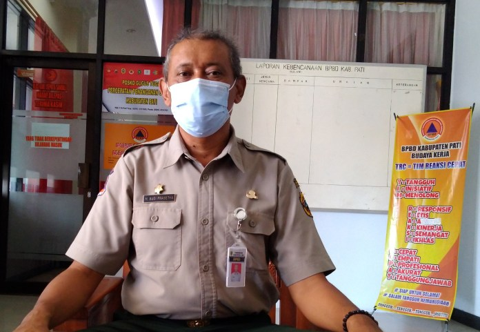 Kepala BPBD Kabupaten Pati