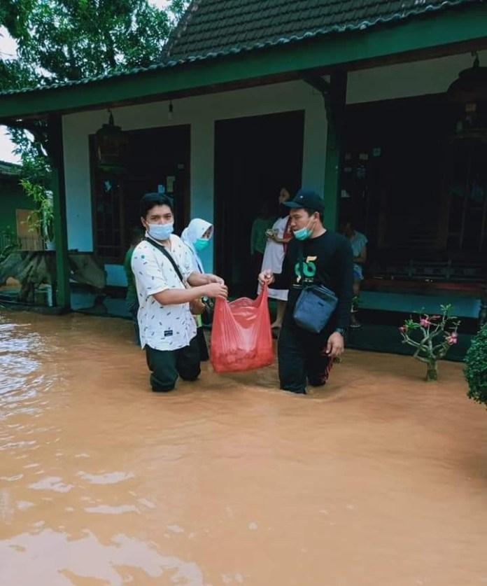 Banjir Bandang di Tayu-Dukuhseti Pati