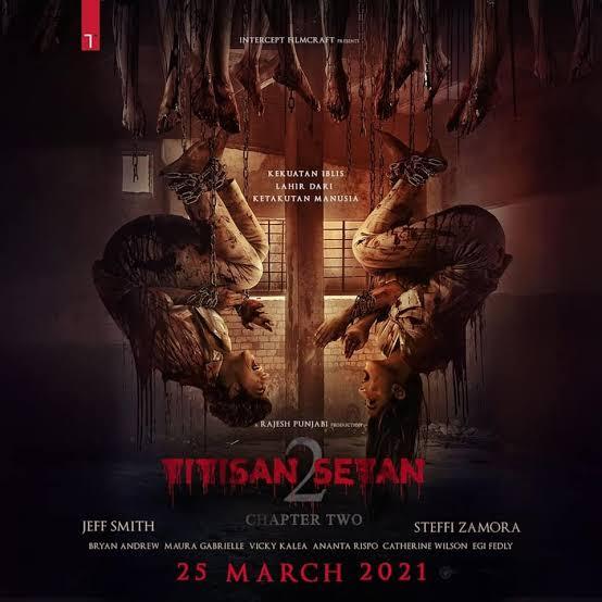 Titisan Setan 2 Film 2021