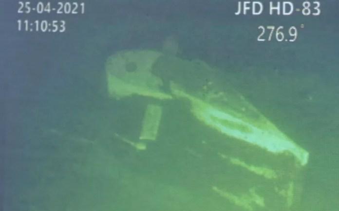 Terbelah 3 Bagian, KRI Nanggala-402 Ditemukan di Kedalaman 838 Meter