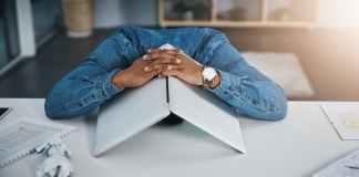 Siswa Depresi Belajar Daring