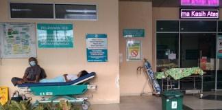 Rumah Sakit di Pati Penuh, Pasien Sampai Dirawat di Luar IGD