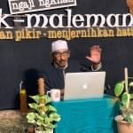 "Suluk Maleman ""Pandemi Ahmaqiyah"": Informasi COVID-19 Tidak Jelas Bikin Masyarakat Paranoid"