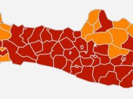 Zona Merah Meluas di Jateng, Satgas Covid-19: Bentuk Posko di Tiap Desa Saat Ini Juga