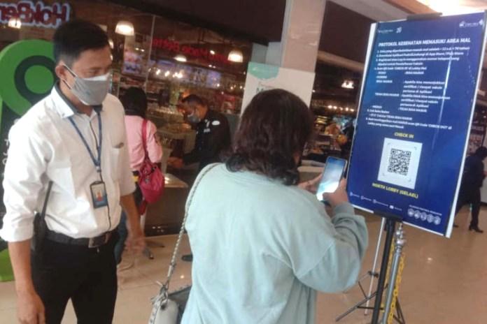 Mal di Semarang Mulai Terapkan Syarat Sudah Divaksin kepada Pengunjung