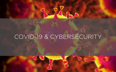 COVID-19 Cybersecurity Message on Social Engineering Awareness