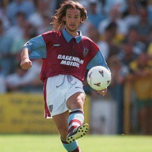 Ian Bishop West Ham