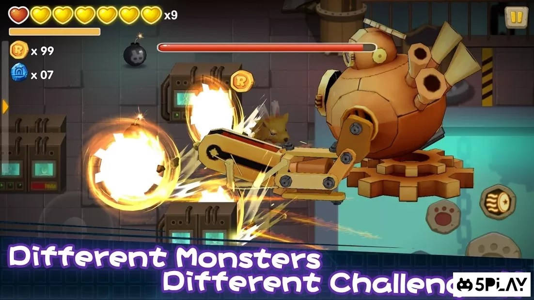 Download The Arcade Rabbit 1.0.21 APK (MOD money) for android