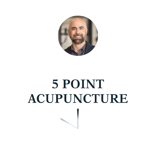 5 Point Acupuncture
