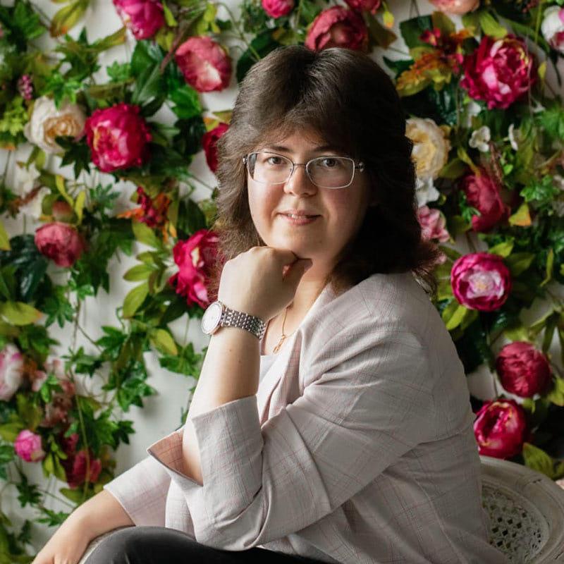 Алина Шатохина