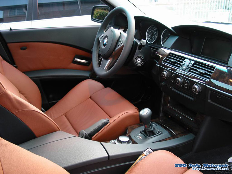 Auburn Dakota Leather   Rare Interior Color    5Series net   Forums Auburn Dakota Leather   Rare Interior Color  interior jpg