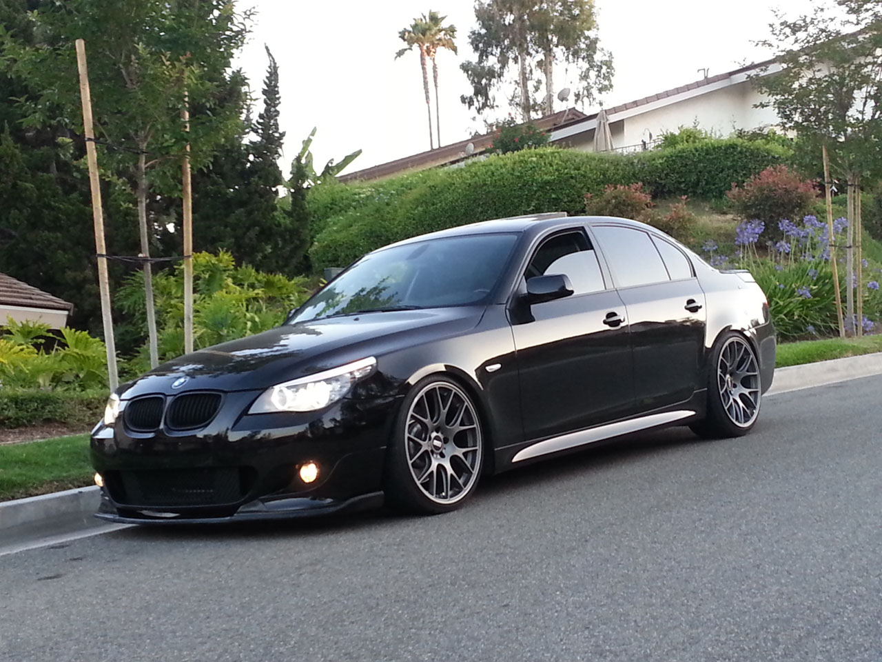 Photo Of The Week E60 5 Series On Bbs Wheels 5series Net