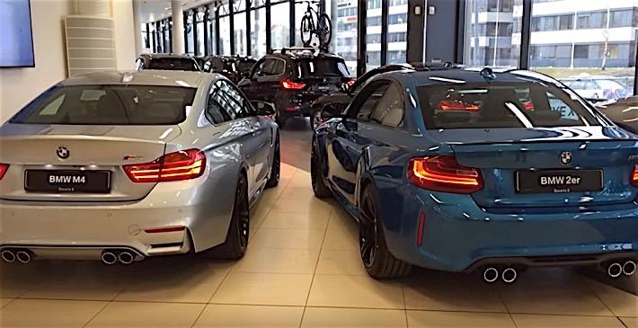 BMW_M2_v__M4_Rev_Battle
