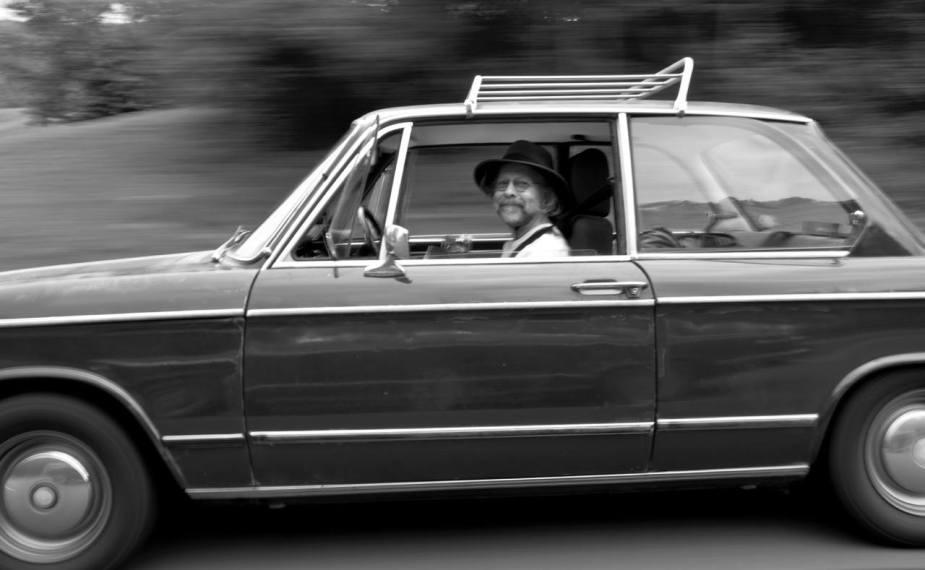 Rob Siegel Ran When Parked BMW 2002