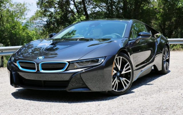 2017 BMW i8 review 5Series.net
