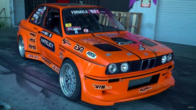 Andy Hateley's PRO2 E30