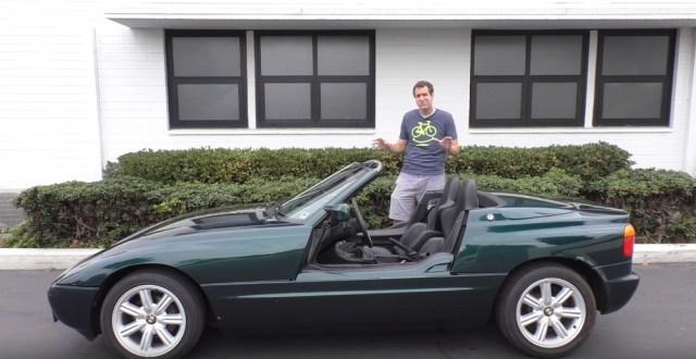 Doug DeMuro takes on the BMW Z1
