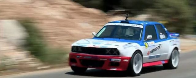 E30 M3 Destroked Engine Hill Climber