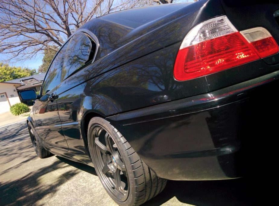 BMW E36 330Ci Converted to Electric Power