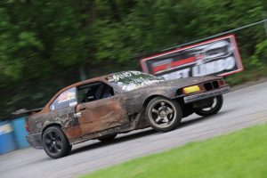 BMW Brings German-flavor Drifting to Carlisle Nationals