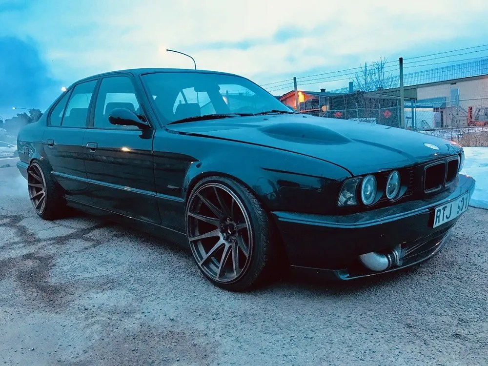 Veyron-killing E34 BMW M5 Now For Sale, Infamy & All ...