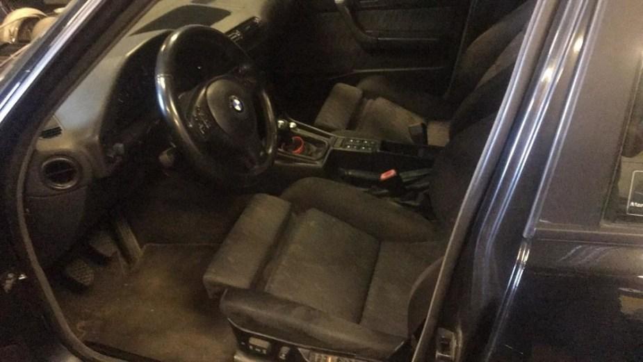 5series.net Veyron-killing E34 1993 BMW M5 for Sale