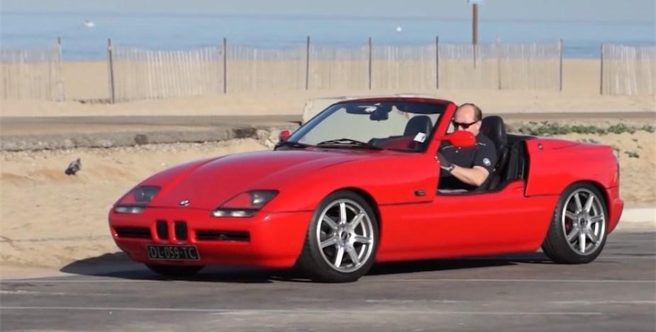 BMW Z1 concept car