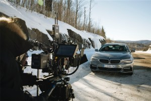Jack Ryan BMW 5 series