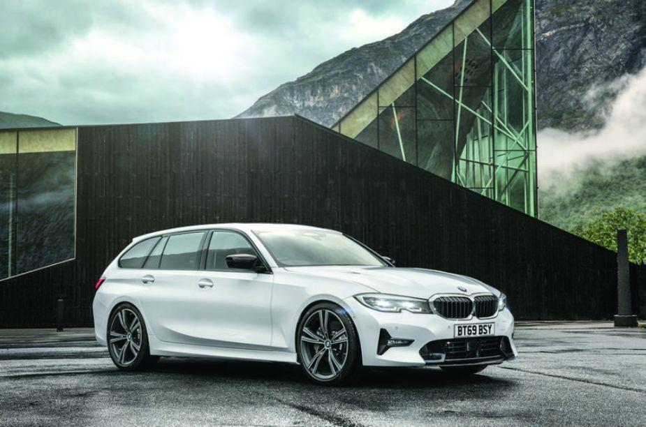 Next-Gen BMW 3 Series Touring