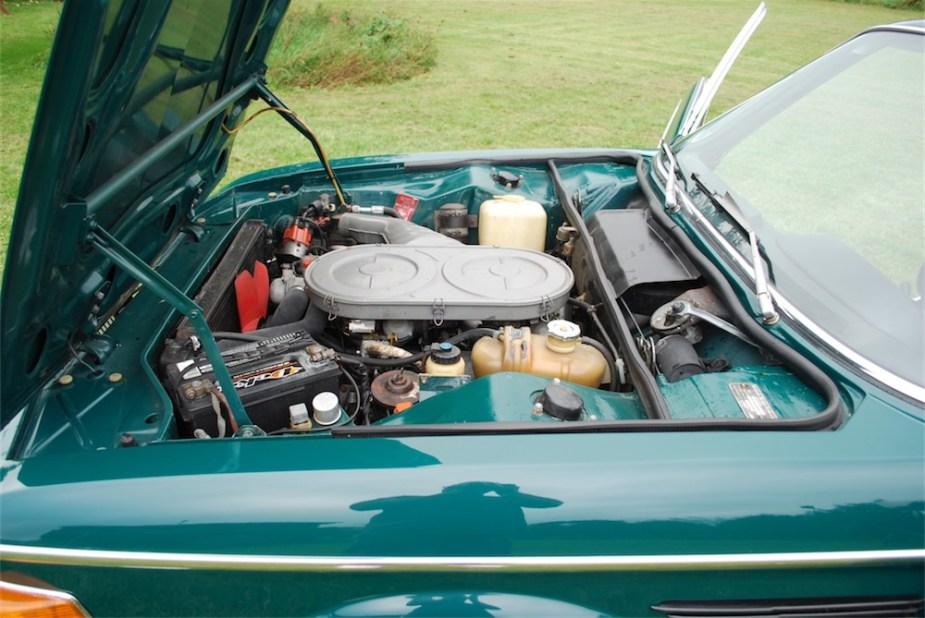 1973 BMW 3.0CS E9 Coupe