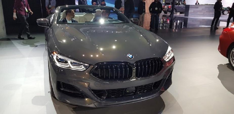 2019 BMW M850ii Convertible xDrive LA Auto Show