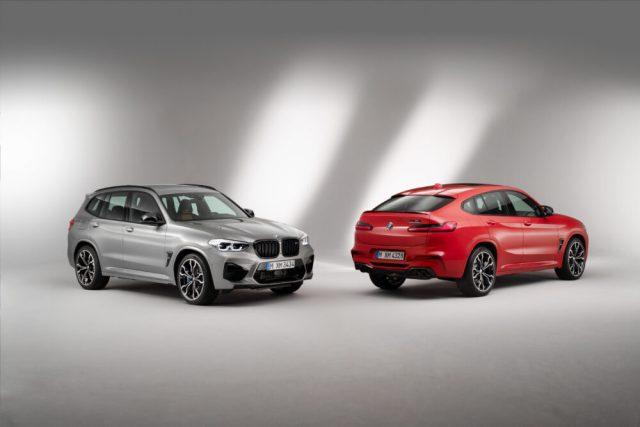 BMW X3 M & X4 M