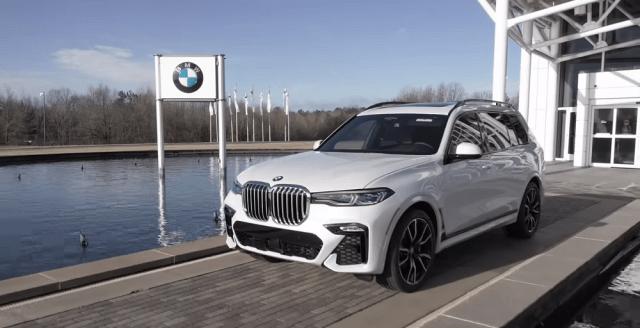 5series.net MotorWeek Tests the 2020 BMW X7