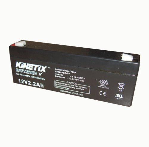 Kinetic Burglar Alarm Battery