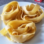 Homemade pasta dough recipe from New York Times