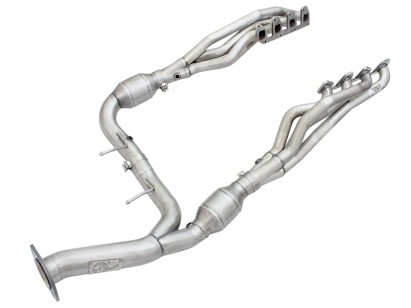 F150 Raptor 6 2l Afe Power Long Tube Catted