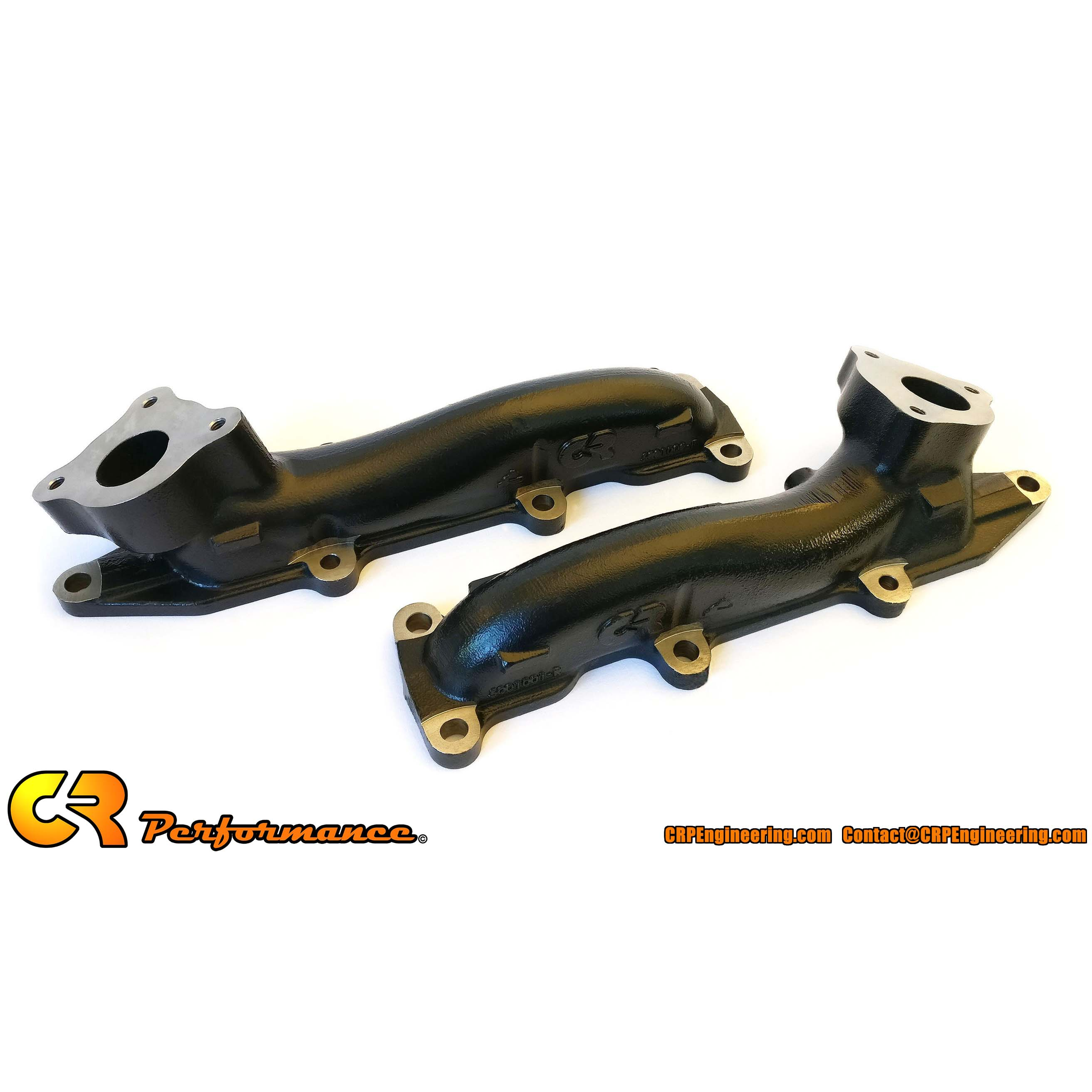 2013 2016 f150 2015 2017 expedition navigator 3 5l ecoboost crp full bore ported exhaust manifolds 5001011