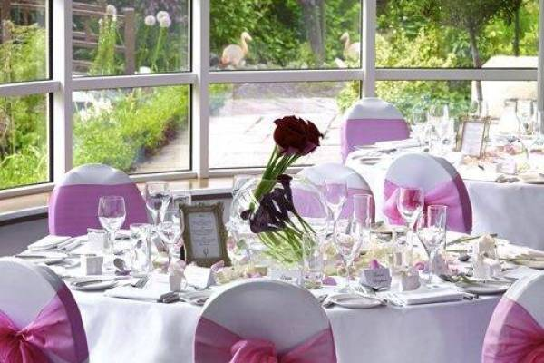 Weddings At The Roof Gardens London