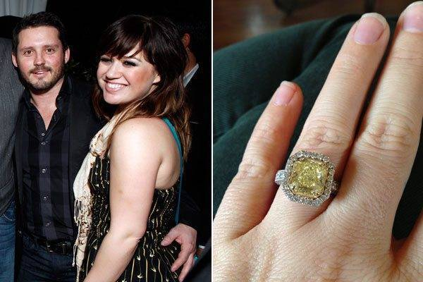 Kelly Clarkson's Engagement Ring