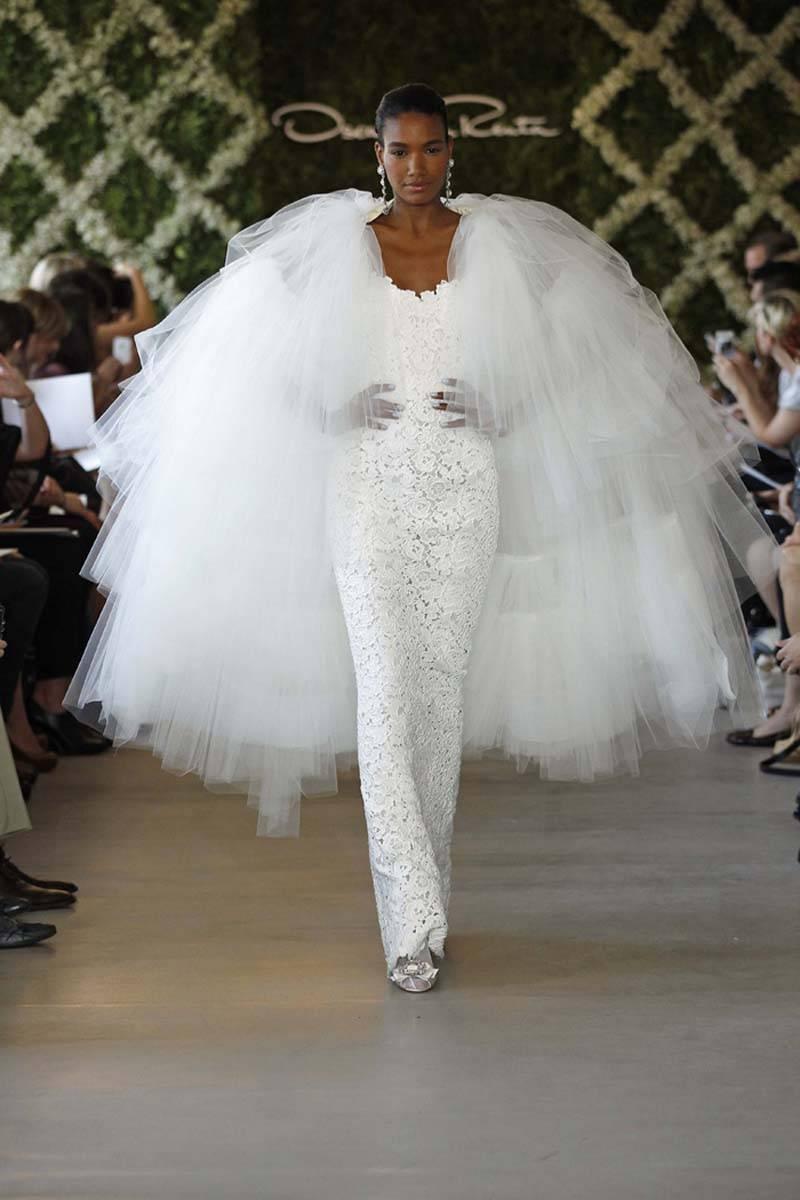 Oscar De La Renta 2013 Bridal Collection 2