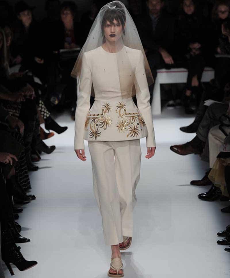 Bridal Dressed Fashion Week