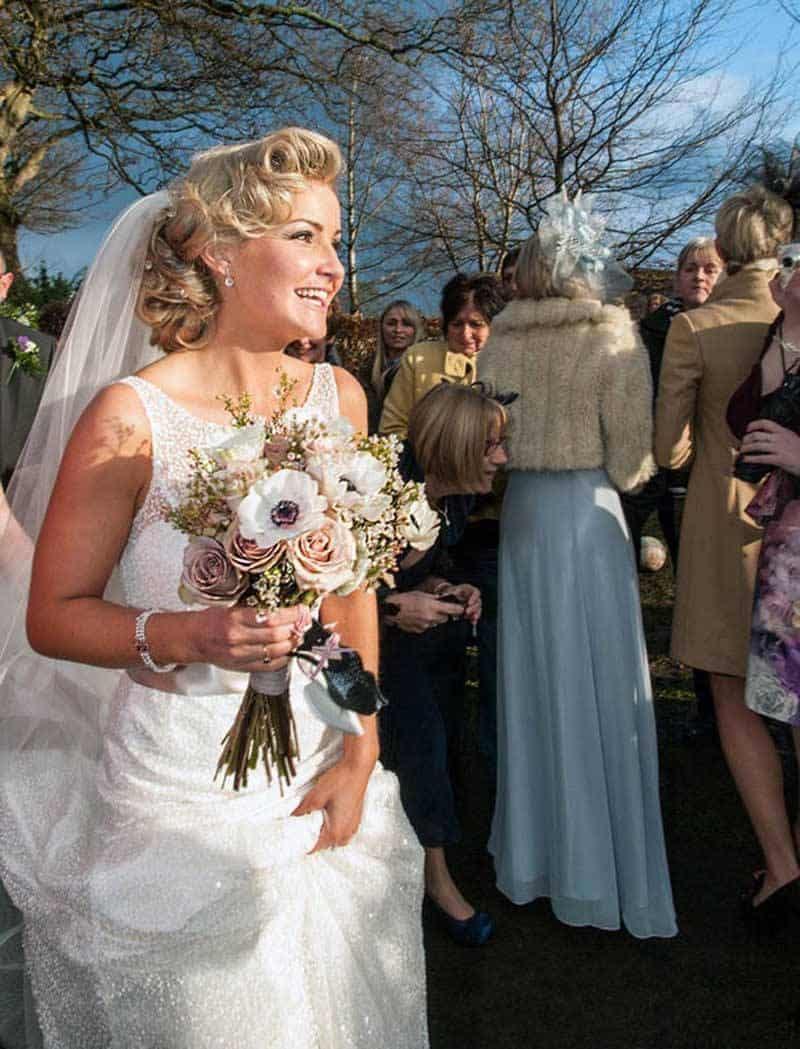 Helen Skelton Wedding