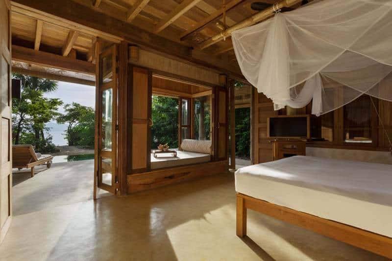 Six Senses Spa and Resort in Ninh Van Bay