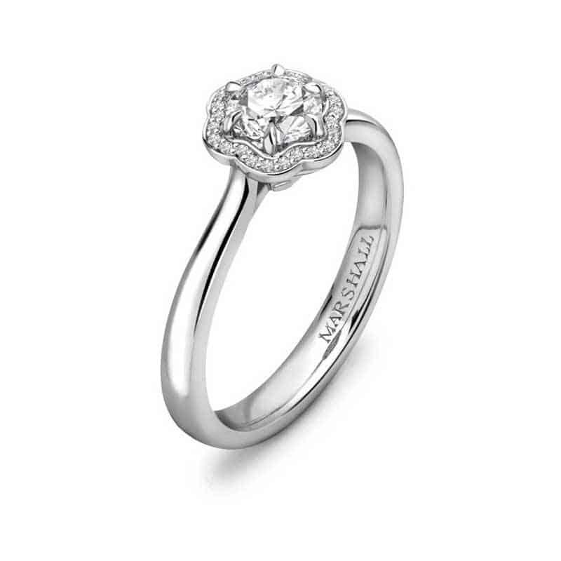 Floral Surrong Brilliant Diamond