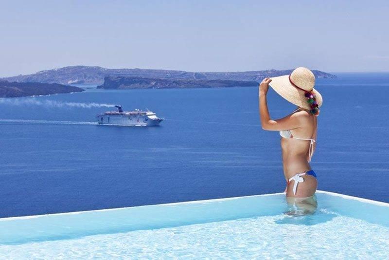 Infinity Poole Greece
